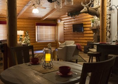Elk Lodge Dinette