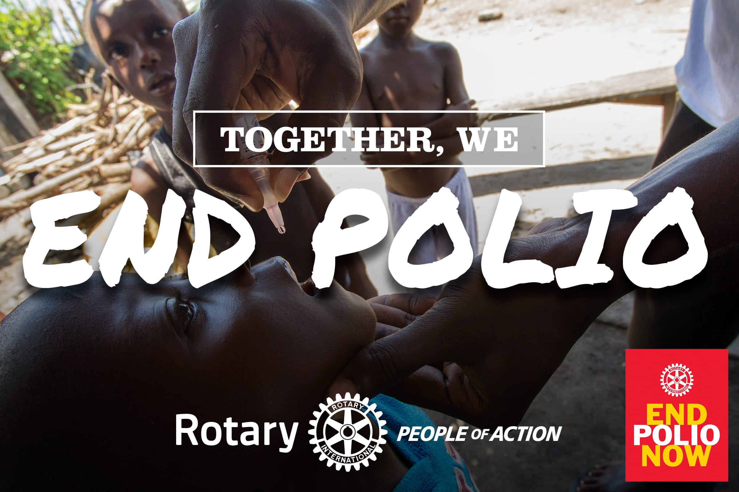 October 24th is World Polio Day | EndPolioNow.org
