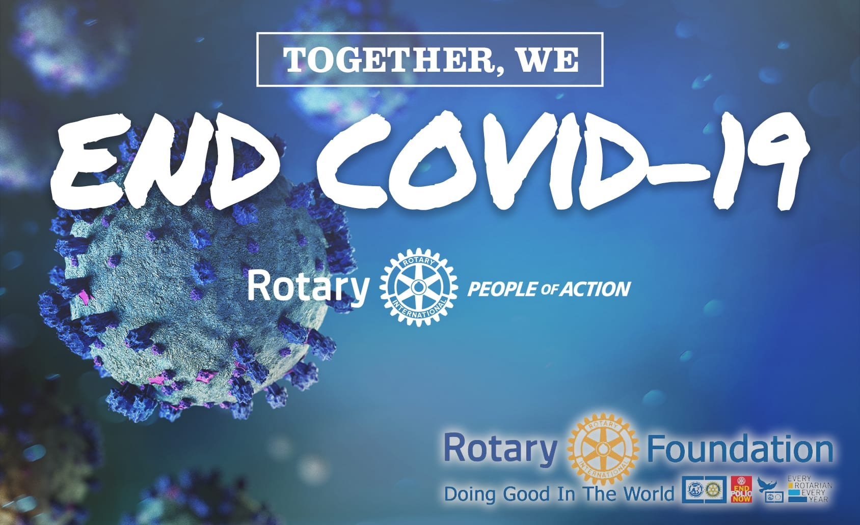 People of Action   Together, We End COVID-19