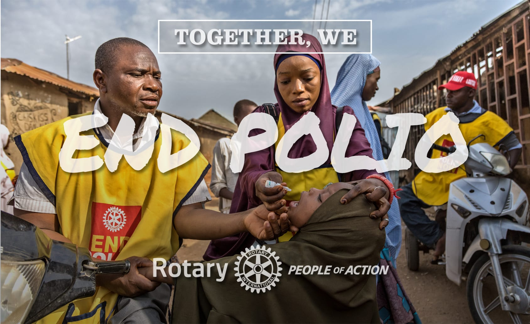 Africa is polio free
