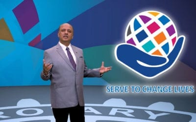 Serve Rotary to Change Lives